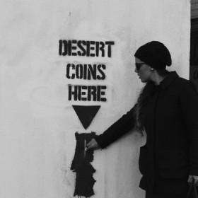 """DESERT COINS HERE"" Porto Portugal 2015"