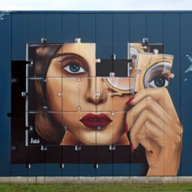 """PIECE OF ME"" Aalst Belgium 2015"